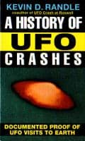 A History of UFO Crashes - INTERNATIONAL BOOKS