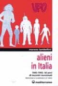 Aliens in Italy - ITALIAN UFO BOOKS